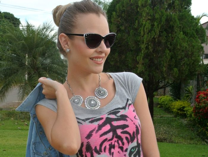 Look do dia + Vídeo Make!