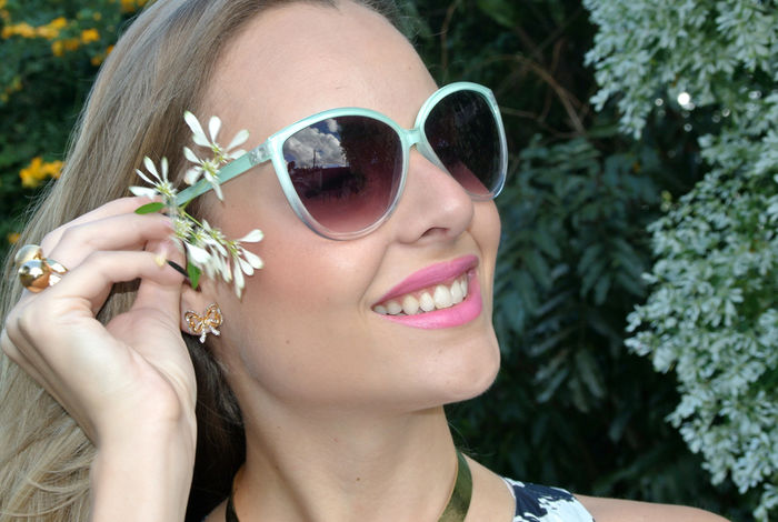 Look do dia: Ladylike + Candy Color!