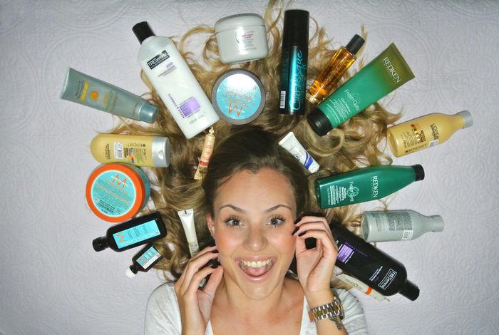Vídeo sobre cuidados com os cabelos!