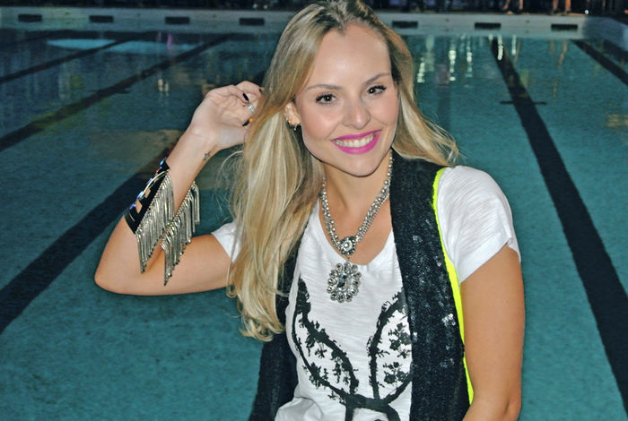 Look do dia: Sunset Party!