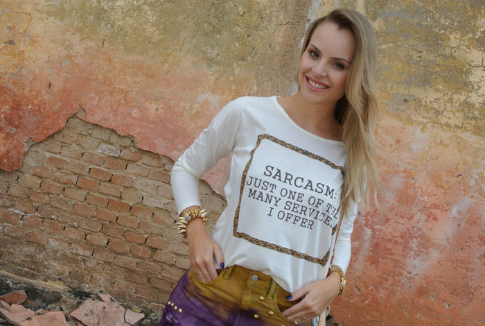 Look do dia: Tie Dye