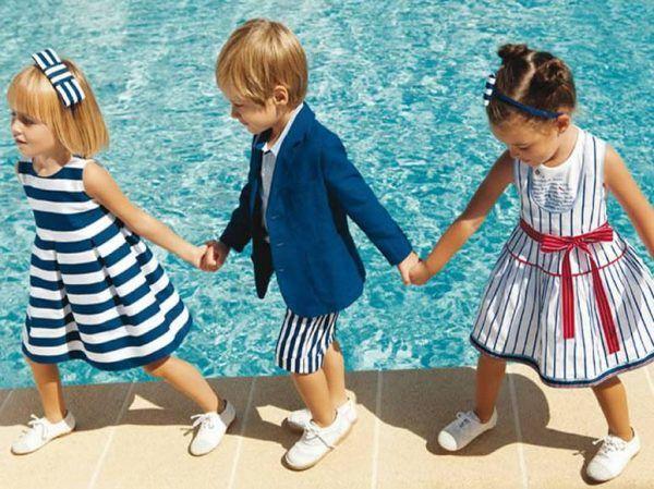 Moda verão 2013 para as crianças