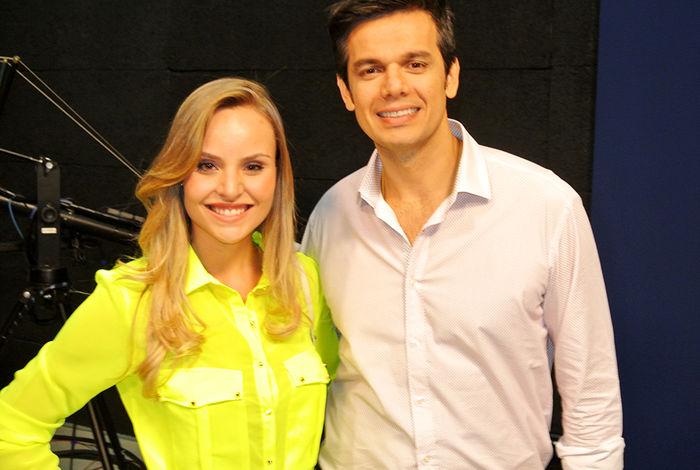 Talk Show Novela Salve Jorge