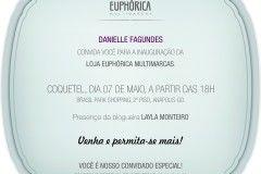 Convite coquetel