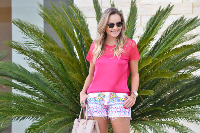 Look do dia: Colorful