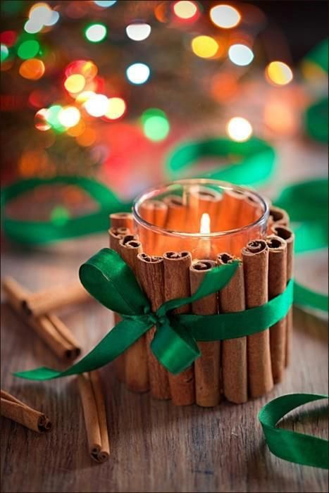 Decor de Natal de última hora!