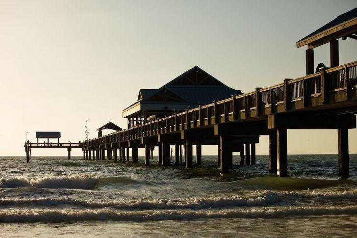 Clearwater Beach - Pier 60 (night)