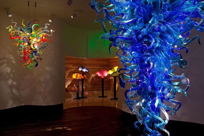 St. Petersburg - Chihuly Collection