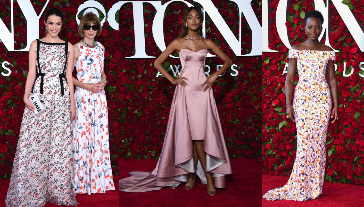 Red Carpet: Tony Awards 2016