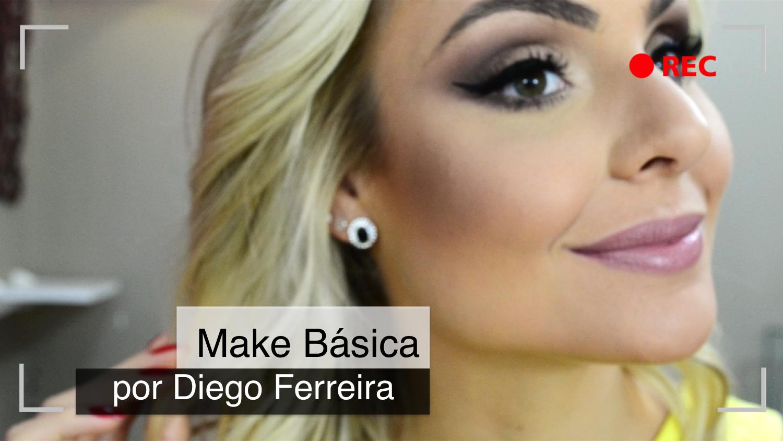 Make básica por Diego Ferreira