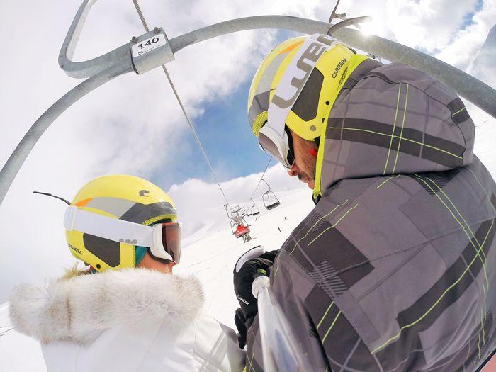 Diário de Viagem: Ski Corralco