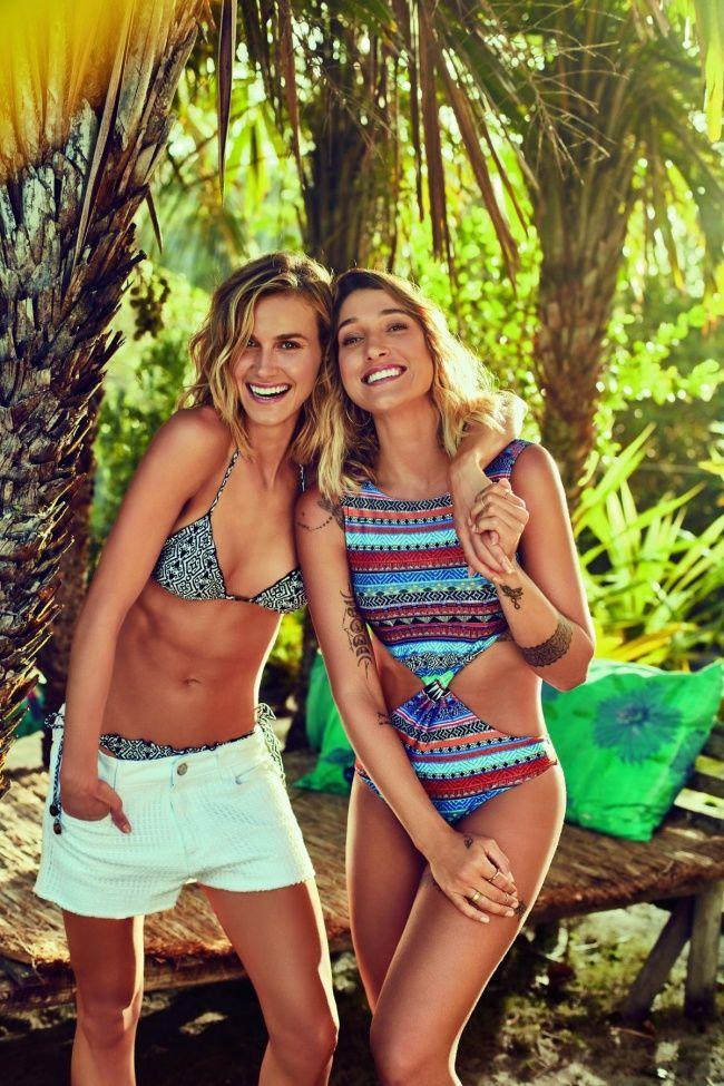 Cia Marítima e C&A:  Coleção Fast Fashion Beachwear