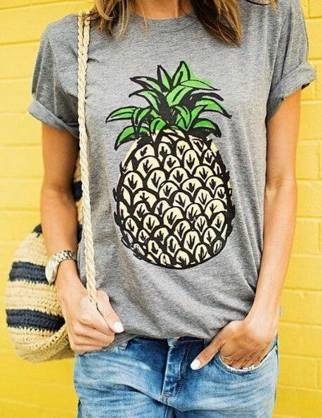 O verão pede abacaxi!