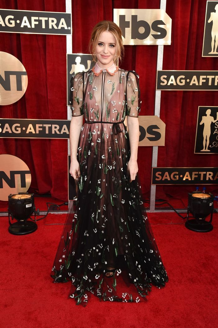 Red Carpet: SAG Awards 2017