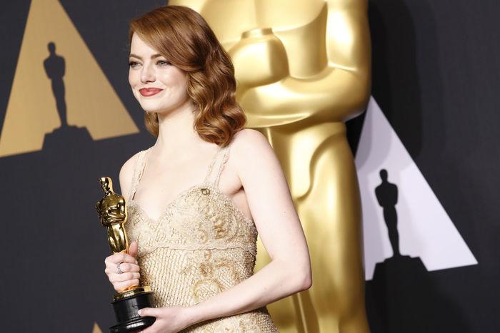Tapete Vermelho: Oscar 2017