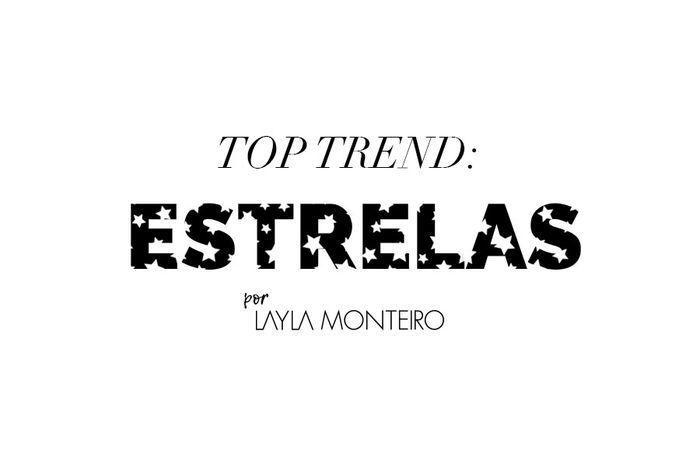 Layla Monteiro como usar look com estrela tendência acessórios star