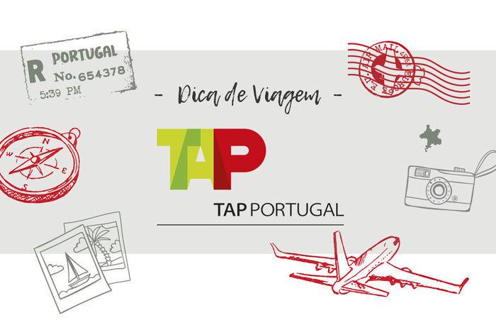 Layla Monteiro em Portugal viajar com companhia aérea TAP Portugal como é