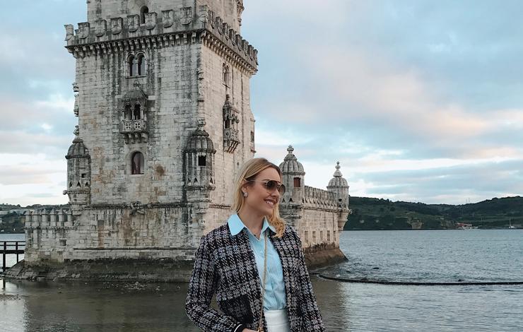 Diário de Bordo: Layla em Lisboa