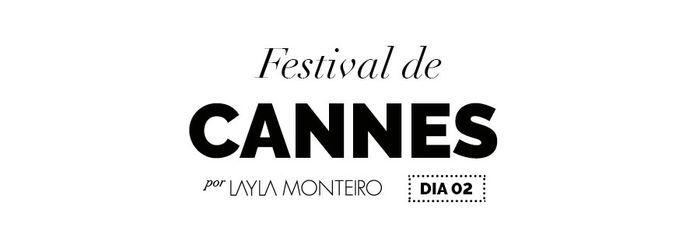 Layla Monteiro roupas melhores looks Festival de Cannes 2017 dia 02