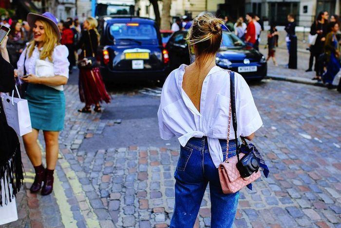 8 maneiras de fugir do óbvio com camisa branca