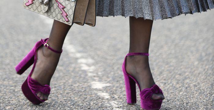 Truque de estilo: Sandália com meia
