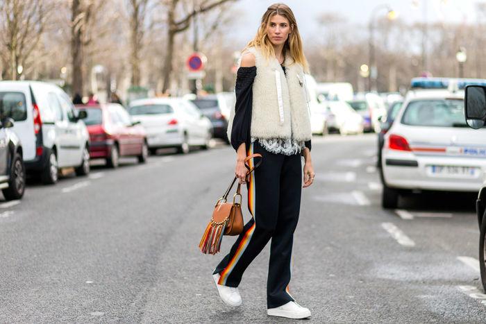 8 maneiras de usar track pants