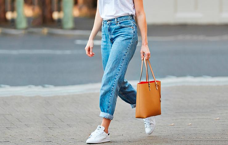 Tendência: Mom jeans