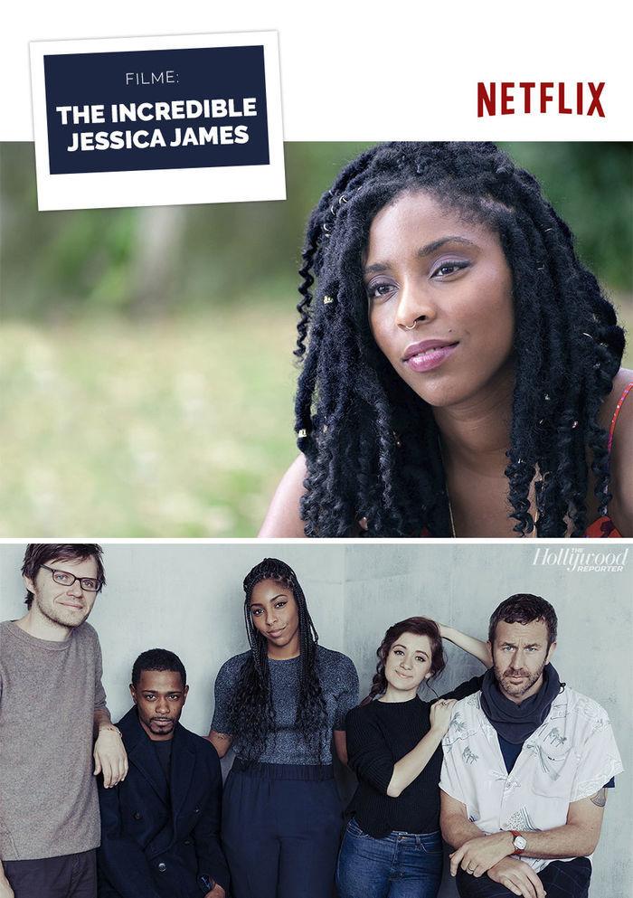 Layla Monteiro dicas filmes para ver nas férias cinema Netflix novos filmes novidades The Incredible Jessica James