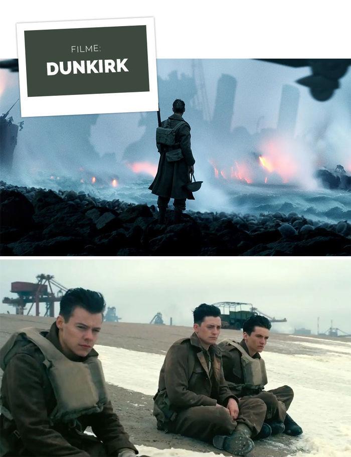 Layla Monteiro dicas filmes para ver nas férias cinema Netflix novos filmes novidades Dunkirk