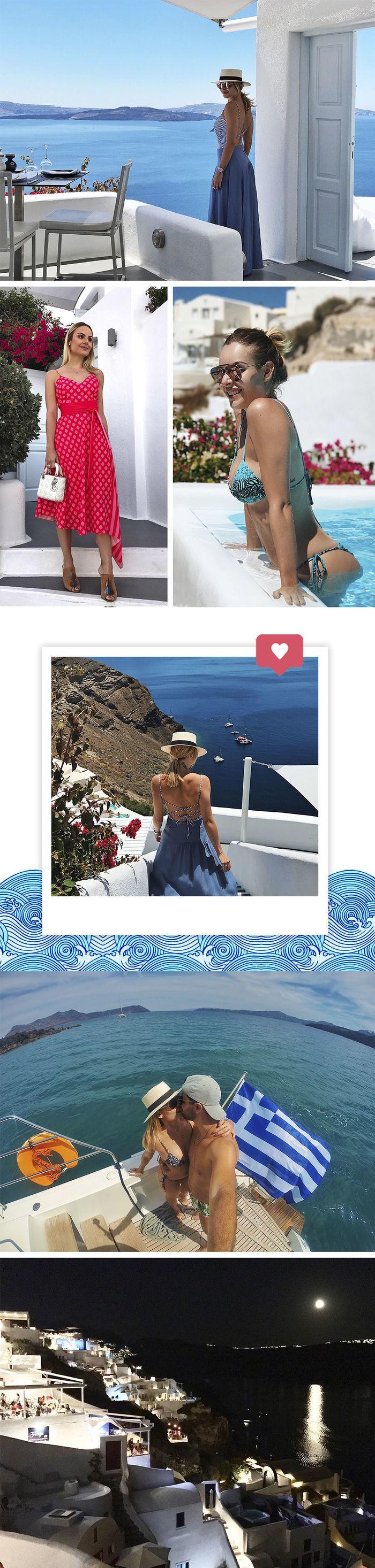 Layla Monteiro noiva pedido de casamento na Grécia viagem dicas Santorini hotel Canaves Oia