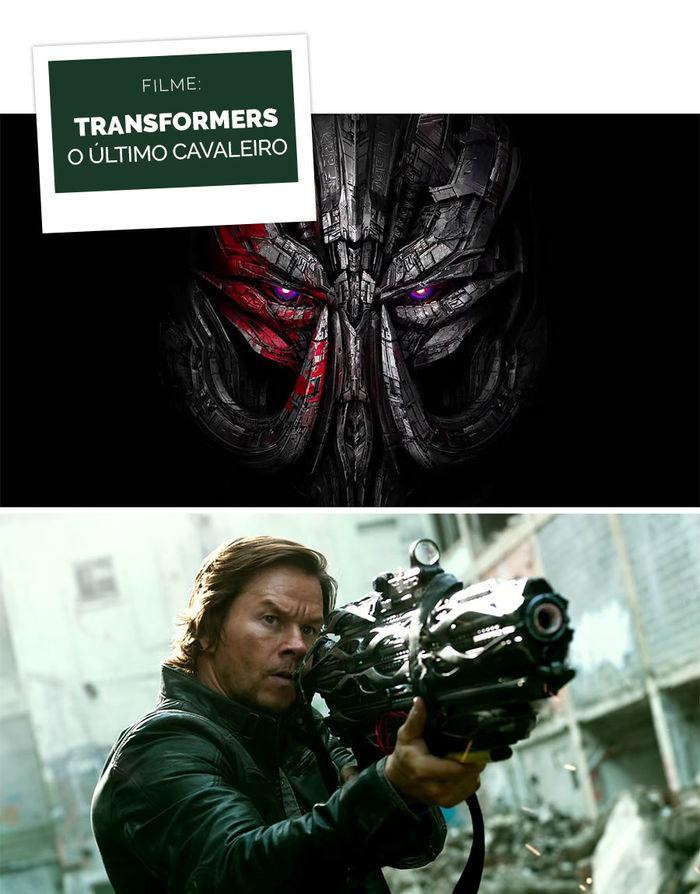 Layla Monteiro dicas filmes para ver nas férias cinema Netflix novos filmes novidades Transformers O Último Cavaleiro