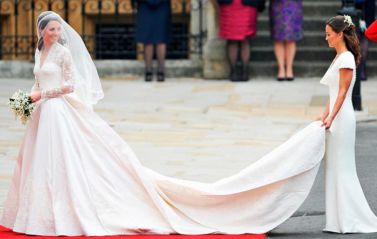 10 vestidos de noiva que entraram para a história