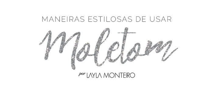 Layla Monteiro looks estilosos com moletom como usar