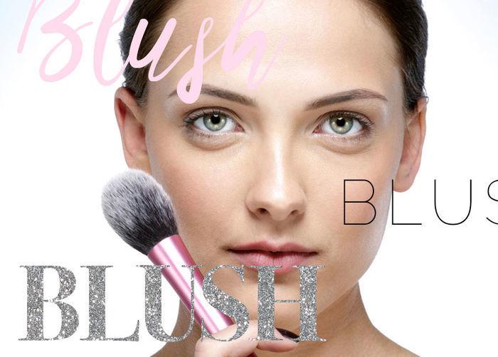 Layla Monteiro - Blush até 50 reais
