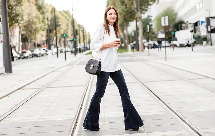 Dicas para usar Calça Flare - Por Layla Monteiro