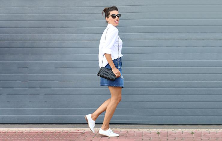 Trend: Sapato Branco
