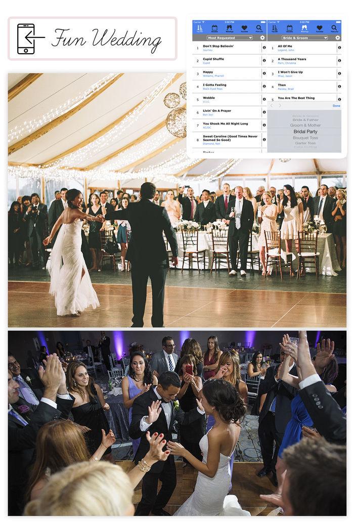 Aplicativos organização de casamento Fun Wedding