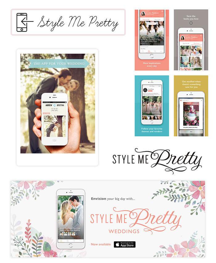 Aplicativos organização de casamento Style me Pretty