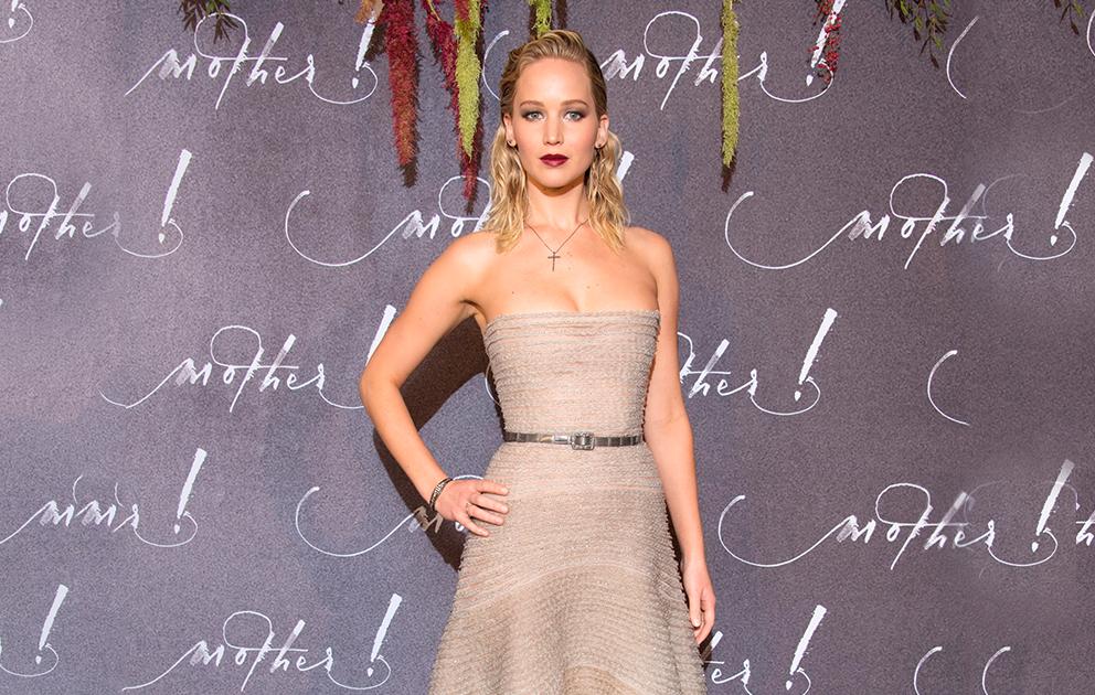 Jennifer Lawrence tapete vermelho looks Mother