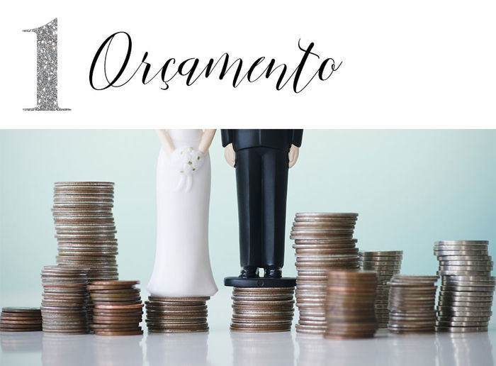 Casamento: Lista de convidados - Orçamento