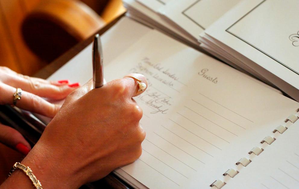 Casamento: Como fazer a lista de convidados