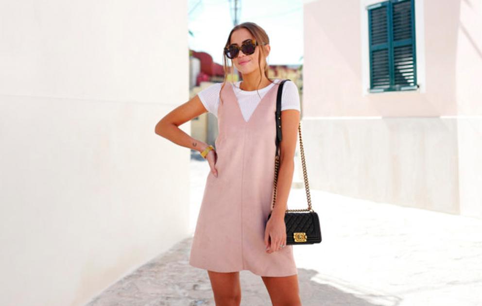 Combinações de cores com rosa millennial