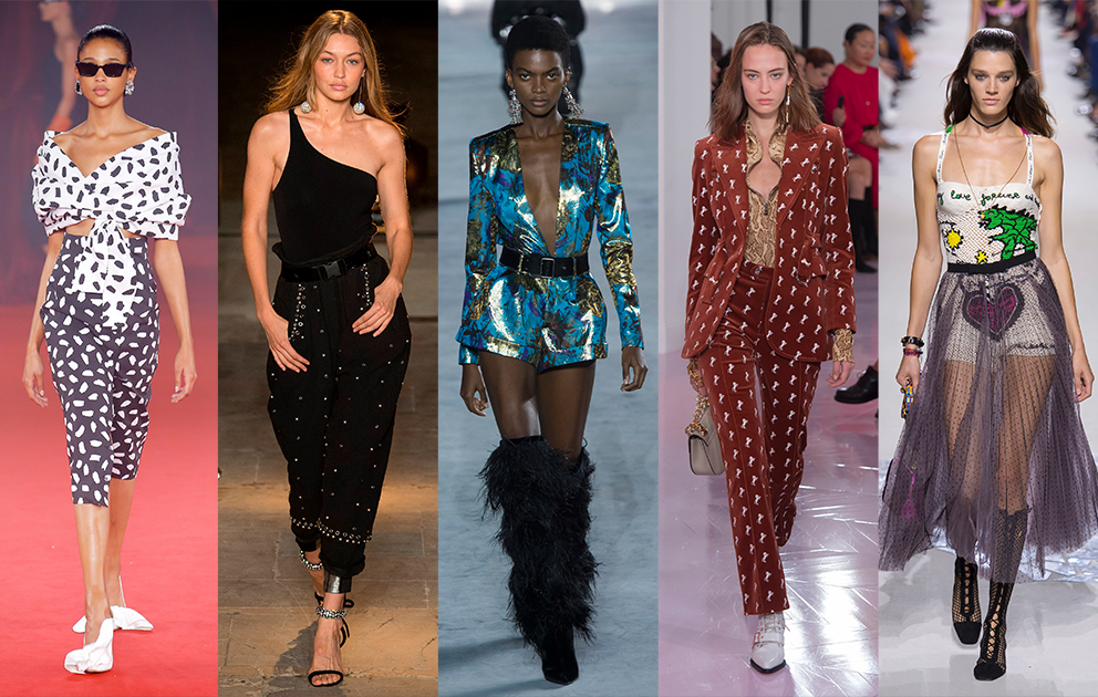 Resumão: Paris Fashion Week Spring 2018