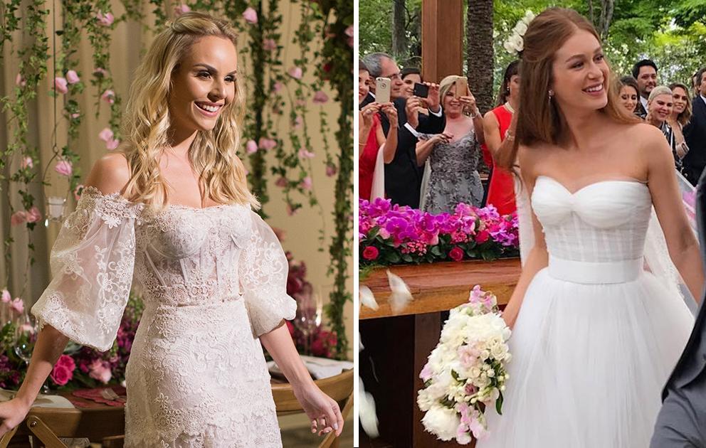 Tendência para vestido de noiva: Corset