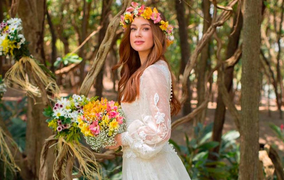Vestido de noiva: Foco nas Mangas