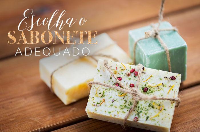 Cuidados com a pele no verão - Escolha o sabonete adequado