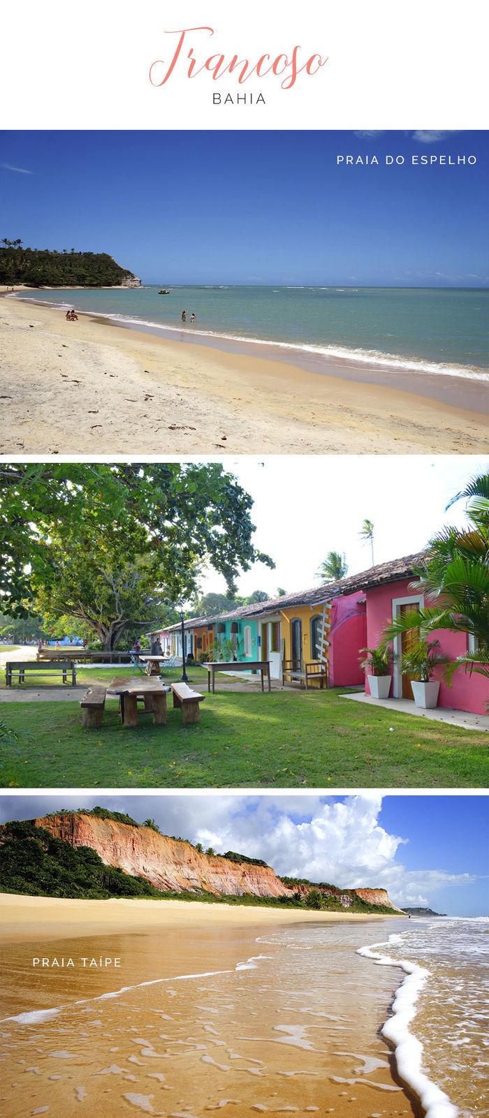 Destinos de praia em alta para o verão - Trancoso - Bahia