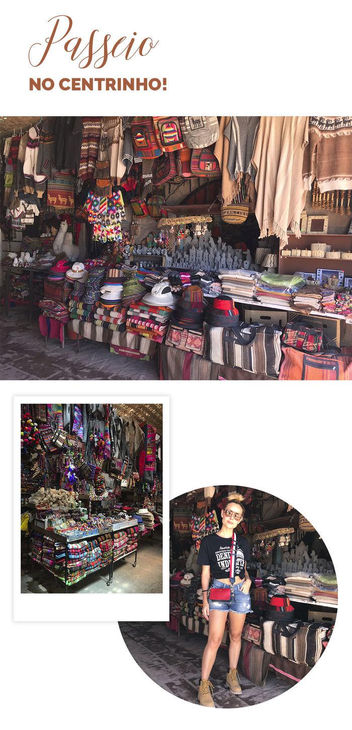 Diário de Bordo: Layla no Atacama - Passeio no centrinho