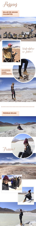 Diário de Bordo: Layla no Atacama - Passeios