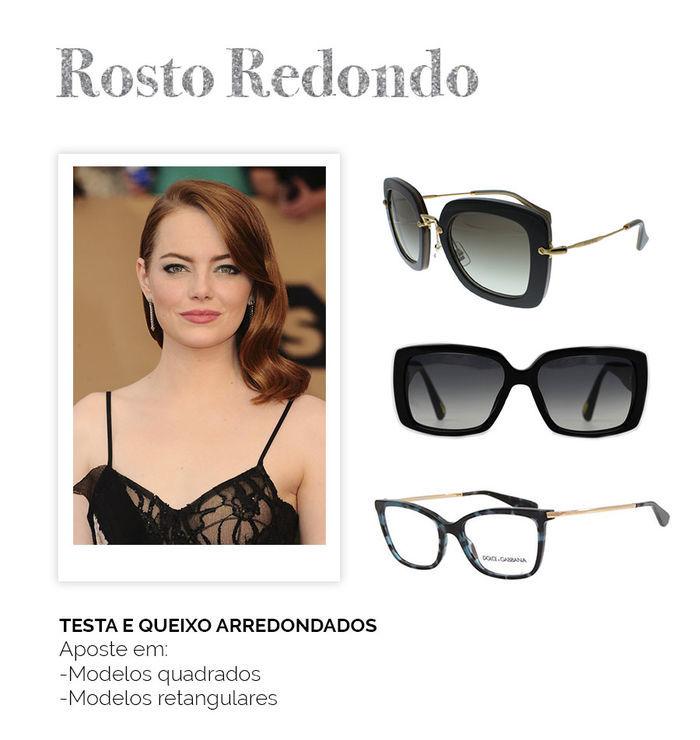 Os modelos de óculos ideais para seu rosto   Layla Monteiro f2cfe905ae
